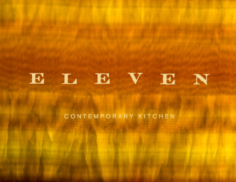 Eleven Contemporary Kitchen